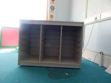 book cases and storage units