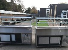 Two Bain Marie's