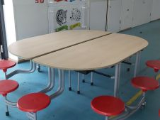 Canteen Tables (17 available)